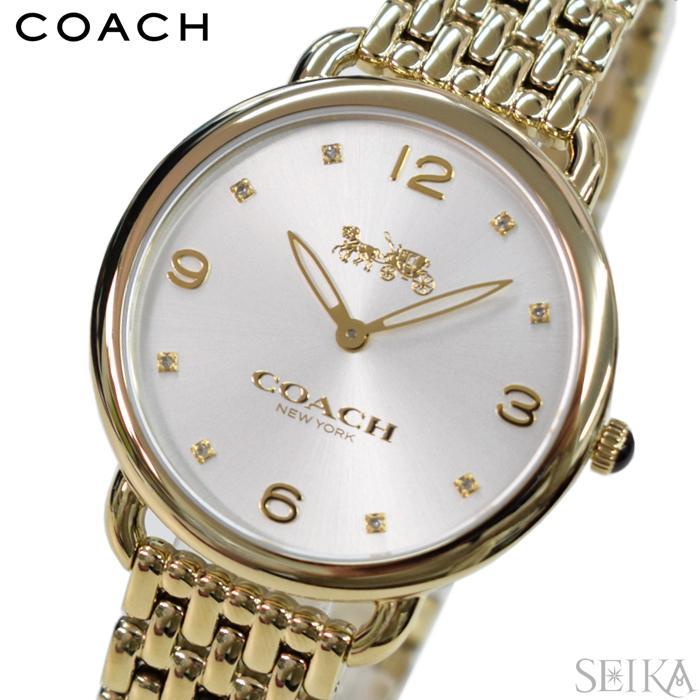 コーチ COACH 14502786時計 腕時計 ゴールド