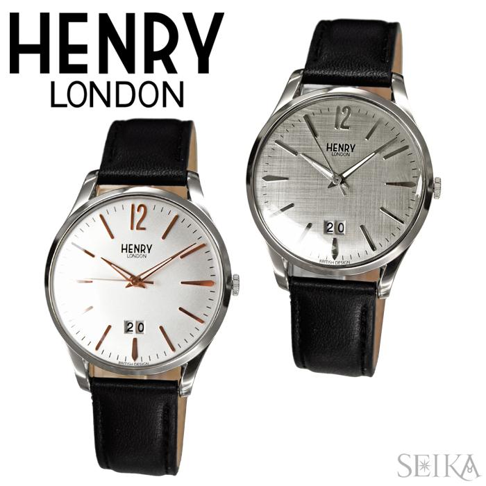 ヘンリーロンドン HENRY LONDON 時計 41mm レザーHL41-JS-0021(31)HL41-JS-0035(32)HL41-JS-0067(33)HL41-JS-0081(34)ウォッチ メンズ