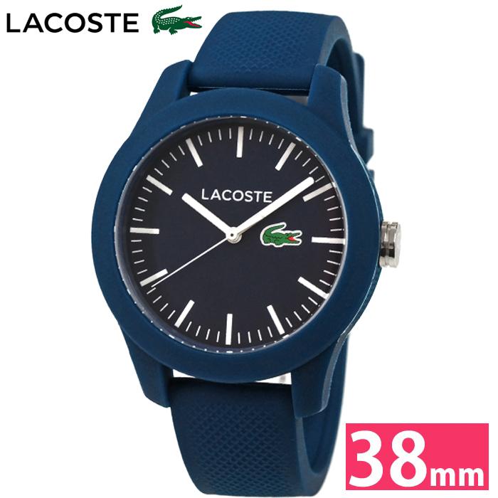ラコステ LACOSTE 2000955 (78)時計 腕時計 レディースブルー ラバー