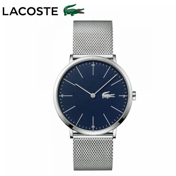 ラコステ LACOSTE 2010900 (73)時計 腕時計 メンズ シルバー 薄型腕時計/スリムモデル