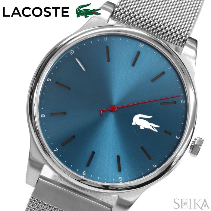 ラコステ LACOSTE 2010966 (125)時計 腕時計 メンズ ブルー