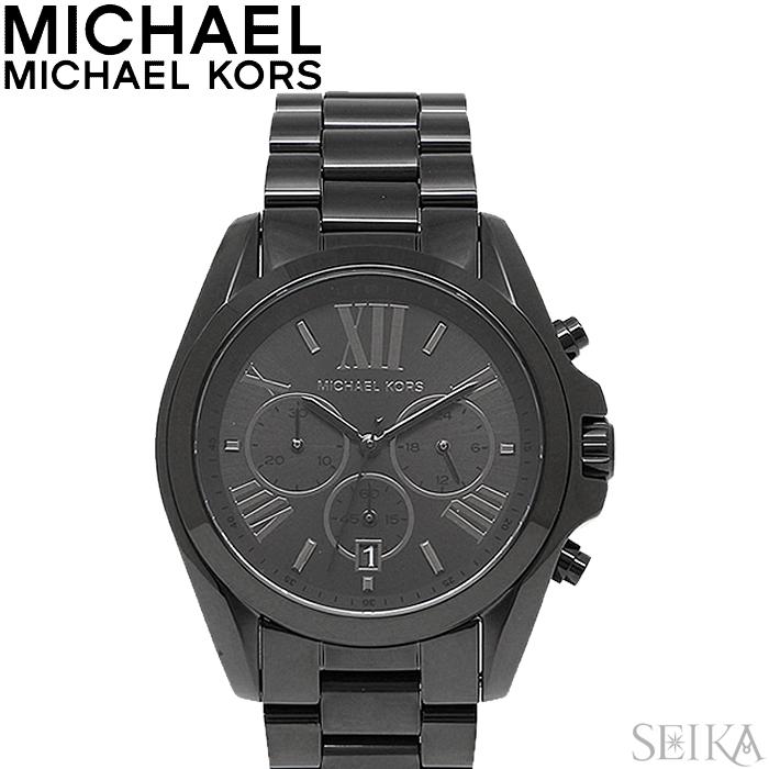 【レビューを書いて5年保証】マイケルコース MICHAEL KORS MK5550時計 腕時計 レディース ブラック