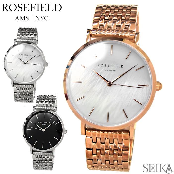 ローズフィールド ROSEFIELDアッパー イースト サイド Upper East Side33mm 時計 腕時計 レディース