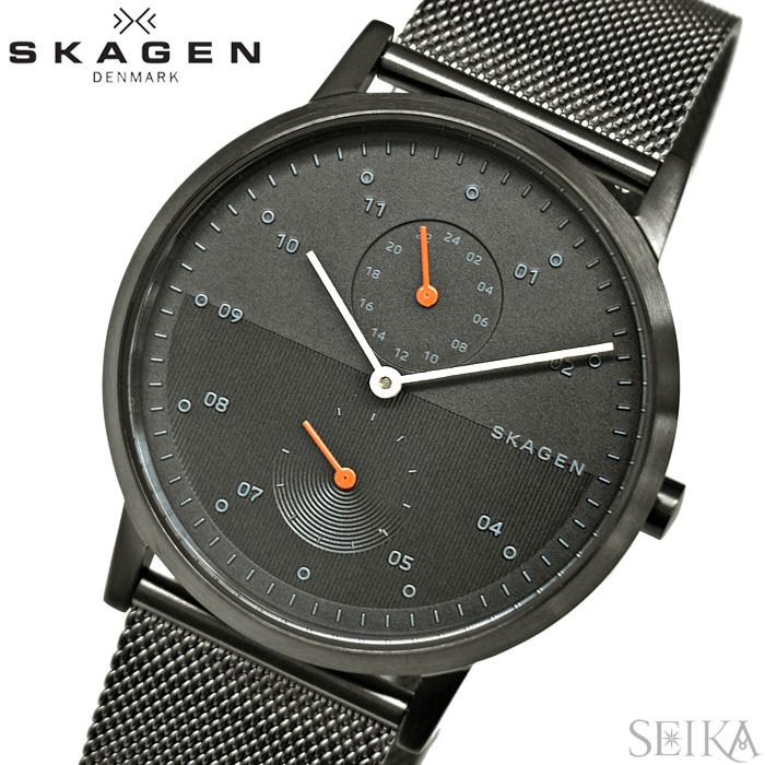 【レビューを書いて5年保証】スカーゲン SKAGEN SKW6501 時計 腕時計 メンズ クリストファー KRISTOFFER グレー ステンレス ギフト