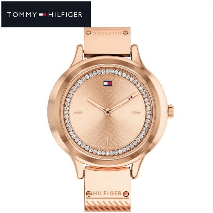 トミーヒルフィガー TOMMY HILFIGER1781911(177) レディース 時計 腕時計 ピンクゴールド