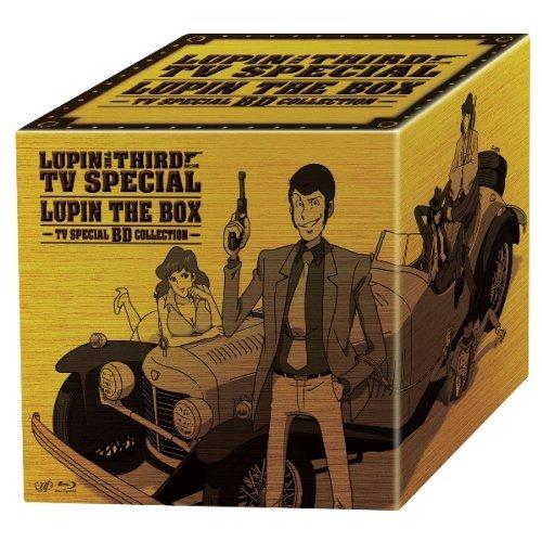 最上の品質な ルパン三世 ルパン三世 テレビスペシャル LUPIN LUPIN BOX~TV THE BOX~TV スペシャルBDコレクション~ [Blu-ray], 福和工芸:e7535138 --- mundoacademico.com.co