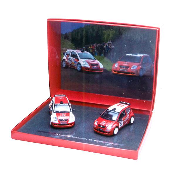 リアル 【送料無料】CITROEN(シトロエン)ギフトコレクション Miniature Car 1 1/43/43 C2 Super 1600 Car 1600 Edlition Lim AMC008835, 鹿沼市:89bcaaee --- kventurepartners.sakura.ne.jp