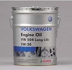 フォルクスワーゲン(VW) 純正エンジンオイル 半化学合成油 5W-40 5W40 20L J0VJD3C08