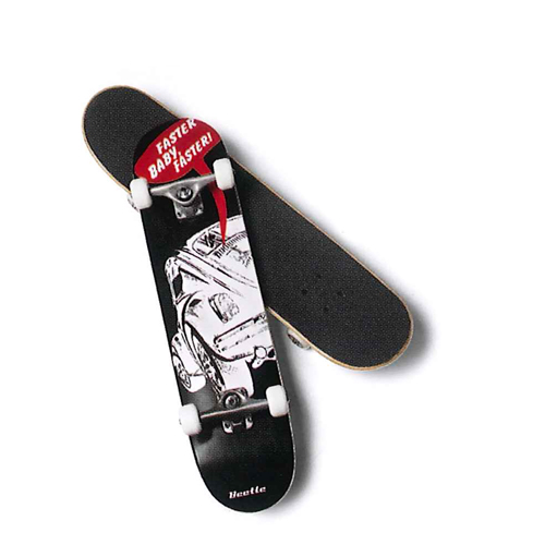 【送料無料】フォルクスワーゲン【VW】純正アクセサリー スケートボード
