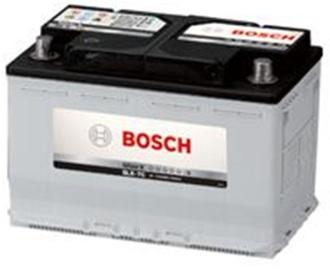 【送料無料】ボッシュBOSCHシルバーバッテリー SLX-7H 75Ah【使用済みバッテリーの処分もお任せ下さい】