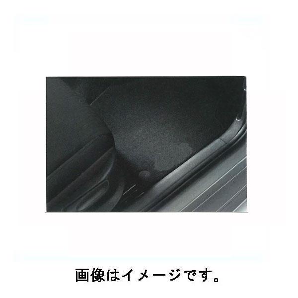 【VW純正 ポロ専用】フロアマット(ブラック) リヤ 6R0061276PWGK