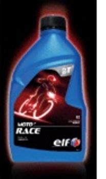 【2ストロークエンジンオイル】1L×18缶セット◆elf MOTO2 RACE(エルフ モト2レース)混合専用/全合成油