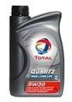 【送料無料】TOTAL(トタル)エンジンオイル トタル クォーツ イネオ ロングライフ 5W-30 (5L×3缶セット)
