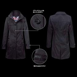 【送料無料】MINI【ミニ】STREET トレンチ・コート レディスXSサイズ