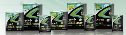 【20L缶】elf MOLYGRAPHITE ALLEZ ECO 5W30(エルフ モリグラファイト アレ エコ 5W-30)部分合成油/SN/CF オイル
