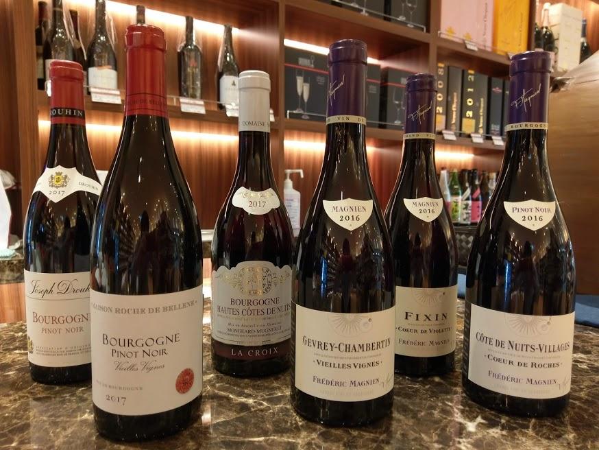 【送料無料】ジュヴレ・シャンベルタンも入ったイチ押し生産者ブルゴーニュ赤6本セット【セット】【ワイン】【wine】