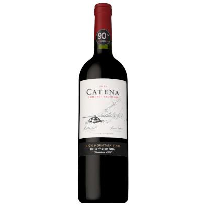ロバート パーカー5つ星生産者 安い アルゼンチンの至宝 カテナ wine カベルネソーヴィニヨン 在庫一掃売り切りセール 2016 S