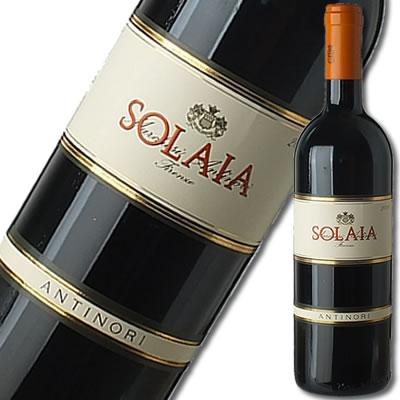 ★限定5本!パーカー97点!!★テヌータ・ティニャネロ(アンティノリ)ソライア[2010]【wine】※ヴィンテージが現行ヴィンテージに変更になる場合がございます。