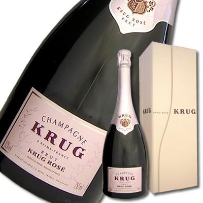 クリュッグ・ロゼ 【正規品】【箱付】【シャンパーニュ】【シャンパン】【スパークリング】【wine】