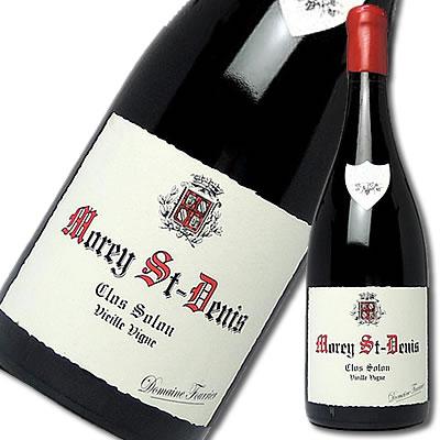 【10月初旬入荷】ドメーヌ・フーリエ モレ・サン・ドニ クロ・サロン・ヴィエイユ・ヴィーニュ[2016]【ブルゴーニュ】【赤ワイン】【wine】