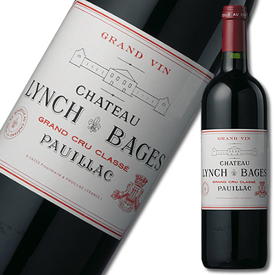 シャトー・ランシュ・バージュ[2011]【ボルドー】【第5級】【赤ワイン】【wine】