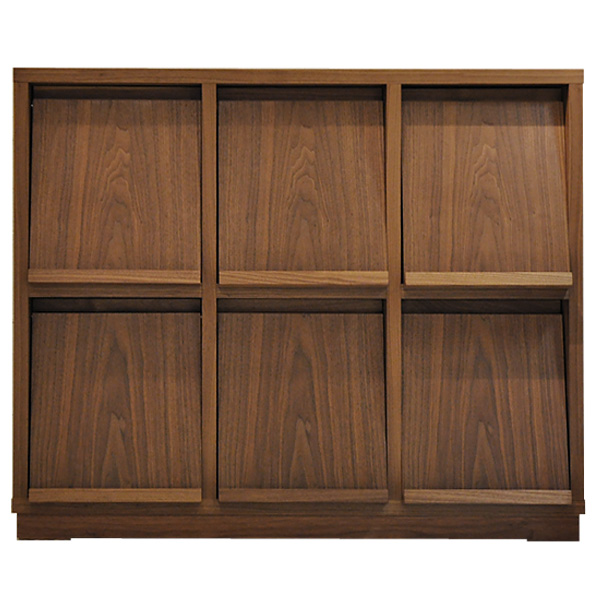 Bancroft Bookshelf 1133 3 Column 2 Stages