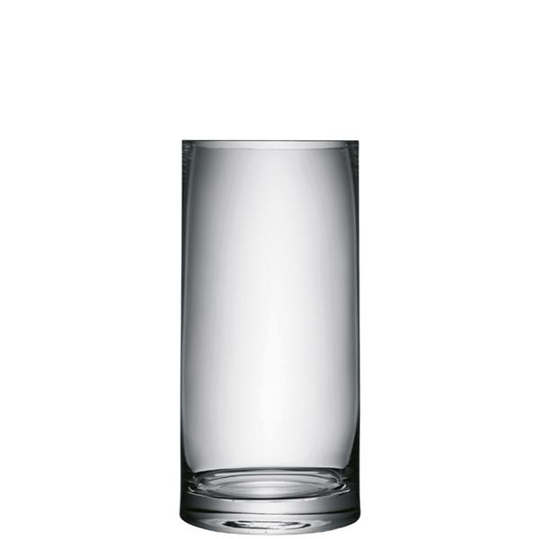 【即納可】【送料無料】LSA / COLUMN VASE CLEARLCO22 フラワー ベース(φ17×H36/内径11.5cm)箱入り【楽ギフ_のし】