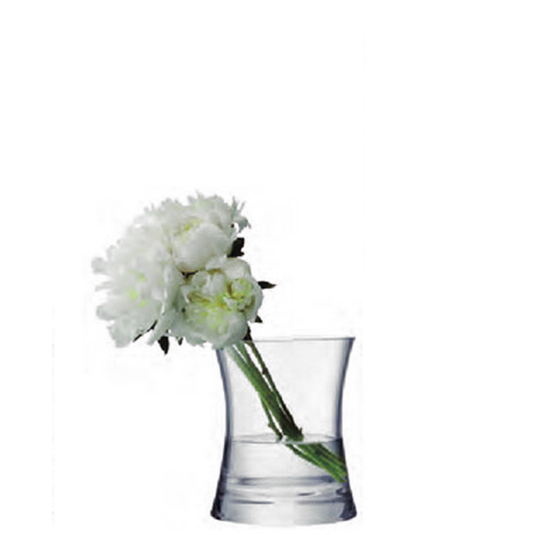 LSA/ LSA MOYA フラワー VASE(wide)CLEARLMV27 フラワー/ ベース(φ18×H22cm)箱入り, sputnik jewelry:0902db3d --- officewill.xsrv.jp