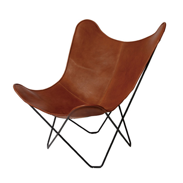 Wonderful BKF Chair B Kay F Chair / Butterfly Chair (brown Leather)