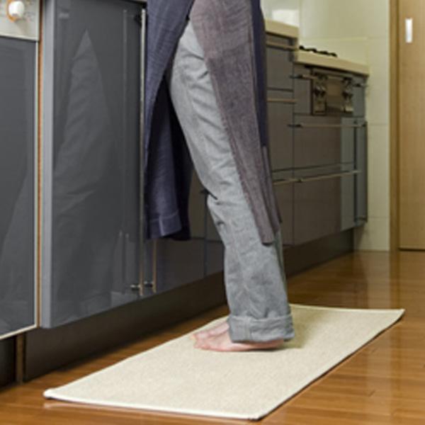 ささ和紙/SASAWASHI / キッチンマットサイズ:45×120cm
