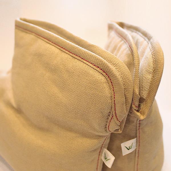 ささ日本纸/SASAWASHI /房间长筒皮靴M(骆驼)