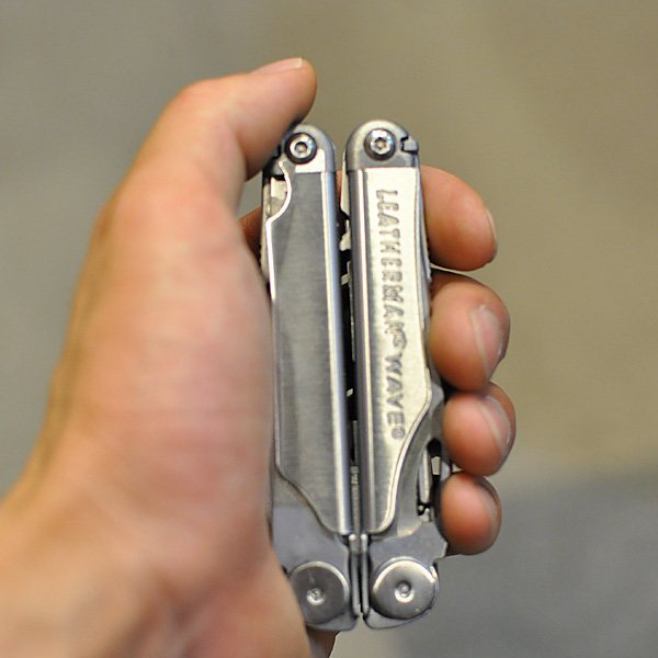 LEATHERMAN/WAVE装备功能数量:17TOOLS