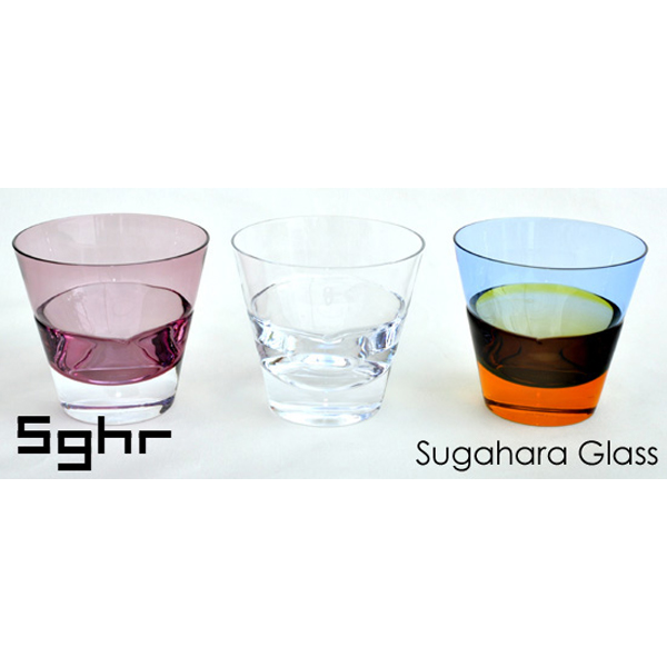 Sghr sugahara DUO old glass 4 oz