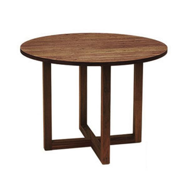 MILLCLEAK Dining Tableミルクリークダイニングテーブル(オイル仕上げ)サイズ:φ1000×H725mm天板厚:26mm製作 : アカセ木工