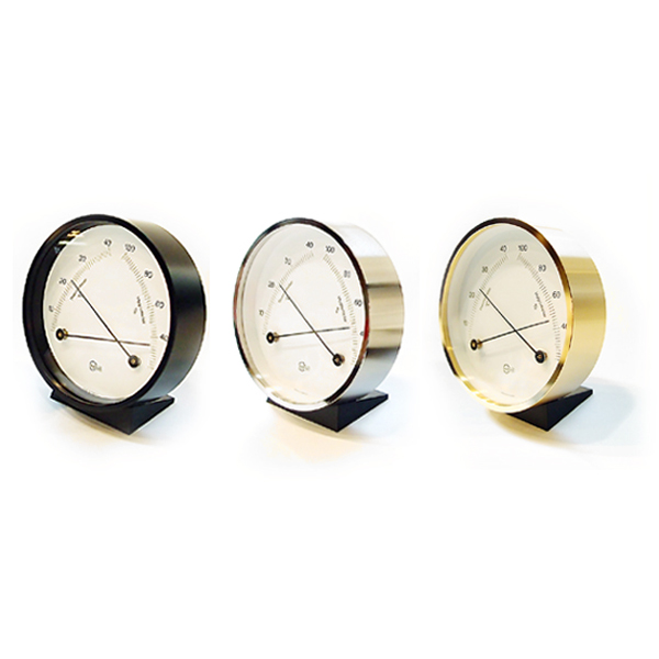 BARIGO / 温湿計(ブラック915/シルバー915.1/ゴールド916)【送料無料】