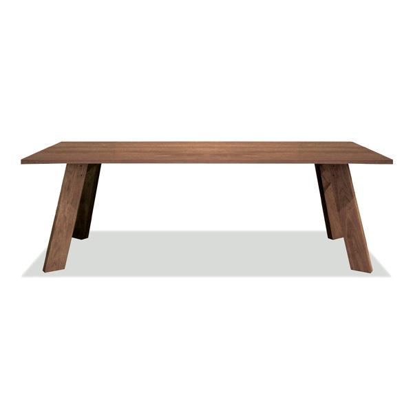 EMS dining table WN / Walnut