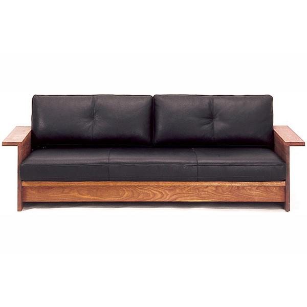 Gran Sofa 3 P Leather Grand