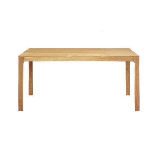 ORILLIA Dining Table OAKオリリア ダイニングテーブル オークオイル仕上げ(ウレタン仕上げ+\8,000税別)本体:W1400~1800×D850×H720mm無垢天板厚:20mm 幕板:60mm 脚:60mm角製作 : アカセ木工