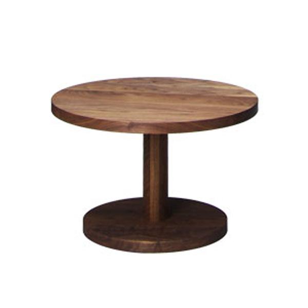 【送料無料】リノサイドテーブル(L)WN/ ウォールナットφ500×H320mm製作 : : アカセ木工 アカセ木工, イドサワ:aa0e5533 --- officewill.xsrv.jp