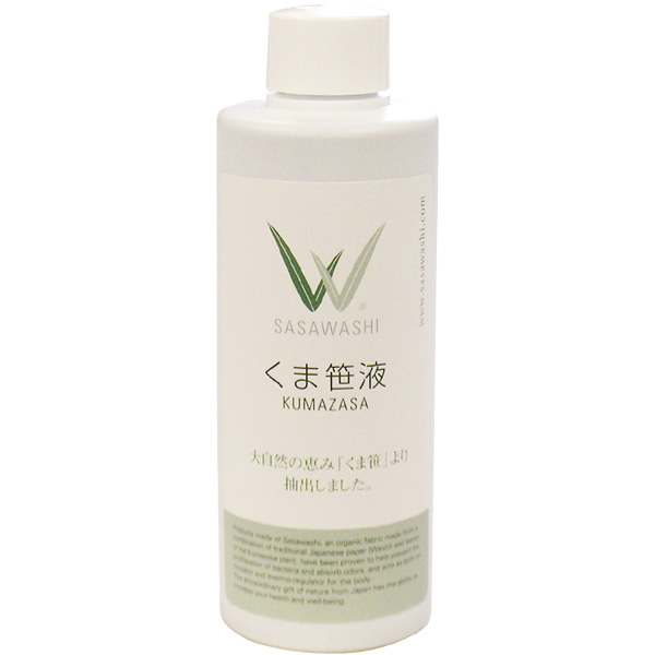 Little paper /SASAWASHI / kumazasa liquid (200 ml)