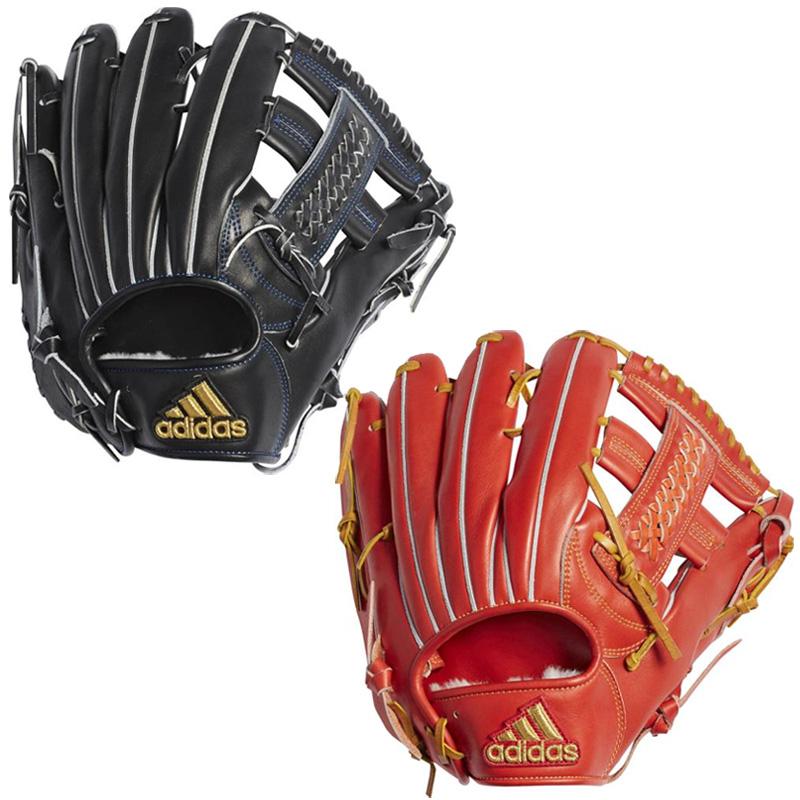 アディダス adidas 野球 ソフト 野球グラブ硬式野球用グラブ 内野手用2(サード用)ETY80リアルコーラル S18BLK