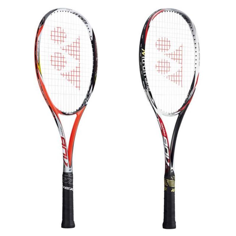 ヨネックス YONEX テニス ラケット(ソフトテニス 用ラケット(フレームのみ)) ネクシーガ90VNXG90VジャパンレットJPRブライトレッド