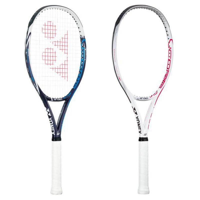 ヨネックス YONEX テニス ラケット硬式テニス 用ラケット(フレームのみ) Vコア SV スピードVCSVSクリアーレッド/WHTブルー/ネイビー