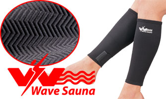 Co-Jit wave calf sauna <for the cancellation that sees it, and has poor circulation to head it spontaneously ♪>