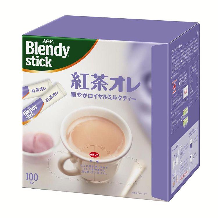 エージーエフ ブレンディ blendy インスタント スティック スティックコーヒー 紅茶オレ 個包装 D 紅茶オレ100本 AGF 紅茶 手数料無料 秀逸