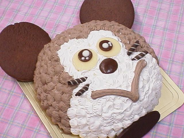 限定価格セール ミッキーマウス?こんなケーキがあったらお誕生日が盛り上がること間違いなし 誕生日ケーキバースデーケーキならこれ ねずみちゃんキャラクターでチュー 開店祝い