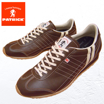 PATRICK Patrick Sneakers Shoes Women's PAMIR Pamir chocolate * (reserved) term is 3 business days in shipping