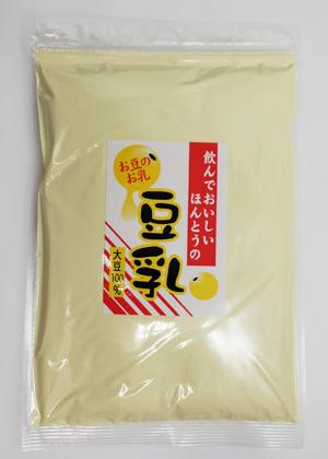 売買 お豆のお乳飲んでおいしい 国内加工 豆乳の素 激安挑戦中 270g