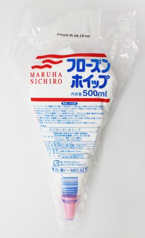 冷凍 マルハニチロ ついに入荷 業務用 即納 500ml フローズンホイップ