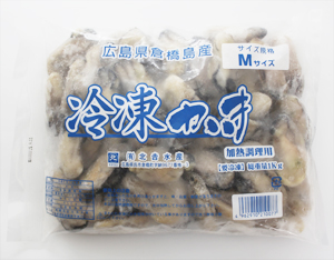 冷凍 冷凍かき 加熱調理用 期間限定特別価格 1kg 待望